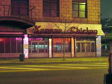 CHICKEN SHACKS - Forgotten New York