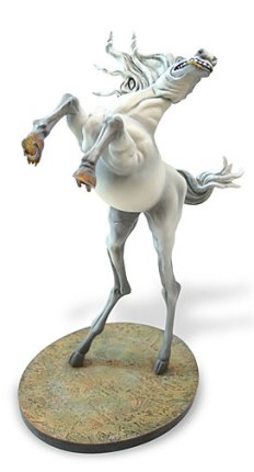 Salvador Dali Horse Temptation of Saint Anthony Sculpture