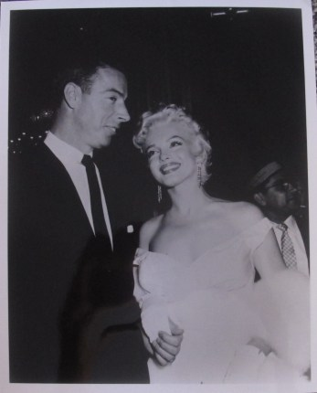Mouse over image to zoom Have one to sell? Sell now Details about JOE DIMAGGIO MARILYN MONROE