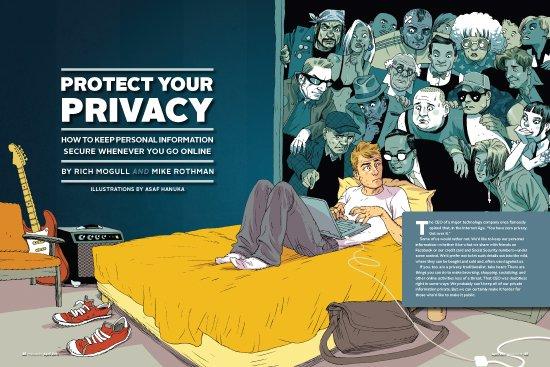Cara Melindungi Privasi Online Anda di Tahun 2016