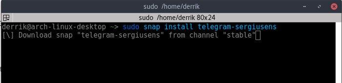 Cara Mudah Menjalankan Ubuntu Snap Packages di Distro Linux Lain