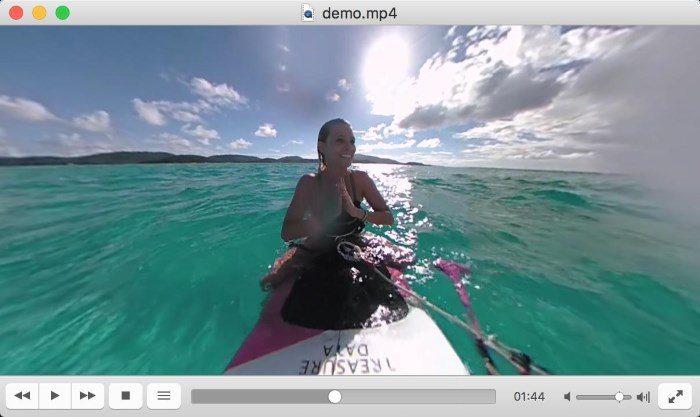 Cara Menonton Video 360 Derajat pada Windows 10