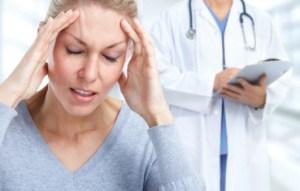 여성 통증