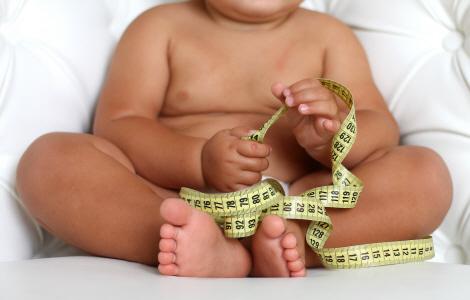체중과다 아기