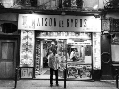 20181206 paris 맛집, Maison de Gyros
