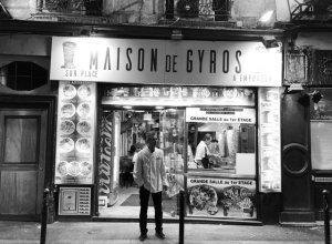 Paris 맛집 – Maison de Gyros