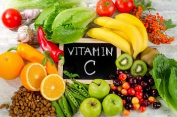 비타민 C 와 과일