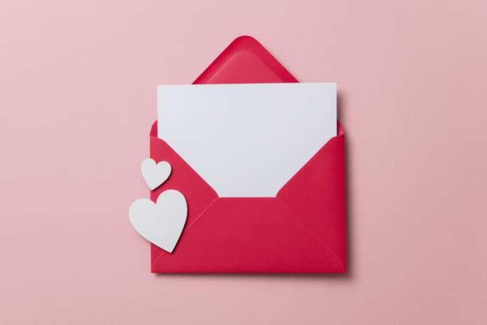편지 Love letter