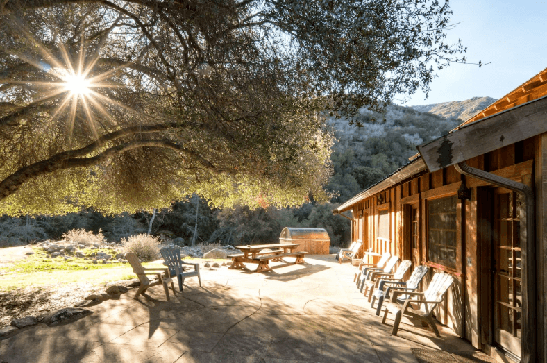 Women's sequoia national park retreat