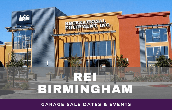 REI Birmingham Garage Sale Dates, rei garage sale birmingham alabama