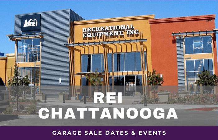 REI Chattanooga Garage Sale Dates, rei garage sale chattanooga tennessee