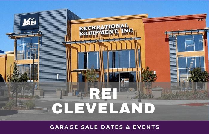 REI Cleveland Garage Sale Dates, rei garage sale cleveland ohio