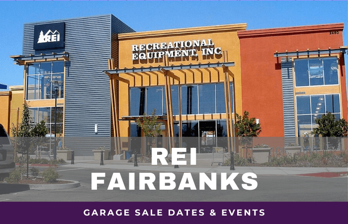 REI Fairbanks Garage Sale Dates, rei garage sale fairbanks alaska