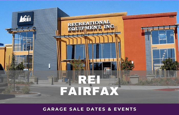 REI Fairfax Garage Sale Dates, rei garage sale fairfax virginia