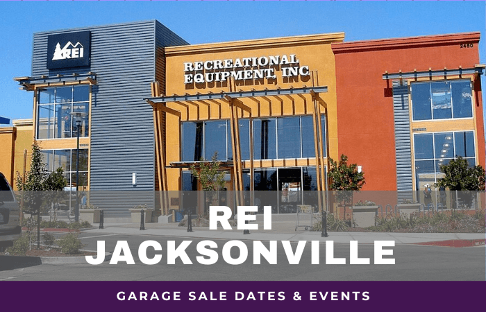 REI Jacksonville Garage Sale Dates, rei garage sale jacksonville florida
