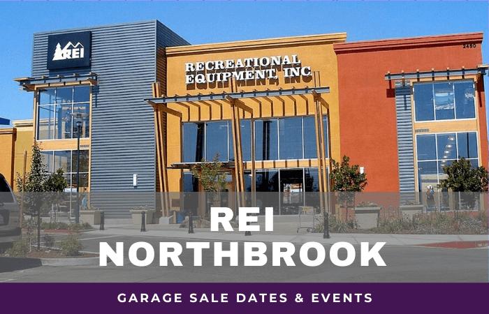 REI Northbrook Garage Sale Dates, rei garage sale northbrook illinois