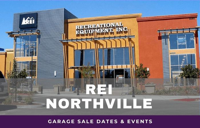 REI Northville Garage Sale Dates, rei garage sale northville michigan