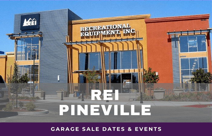 REI Pineville Garage Sale Dates, rei garage sale pineville north carolina