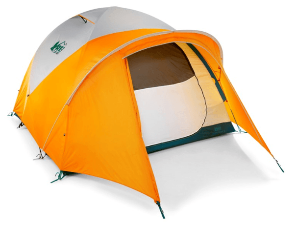 REI CO-OP Base Camp 6 Tent, REI BASE CAMP 4 TENT