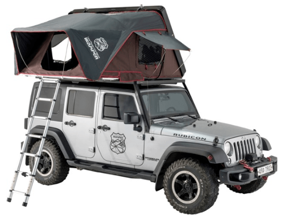 jeep tent type guide