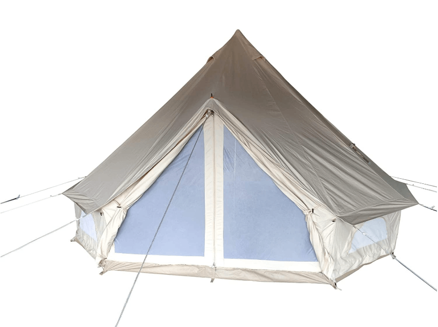 Tent typw guide yurt tent