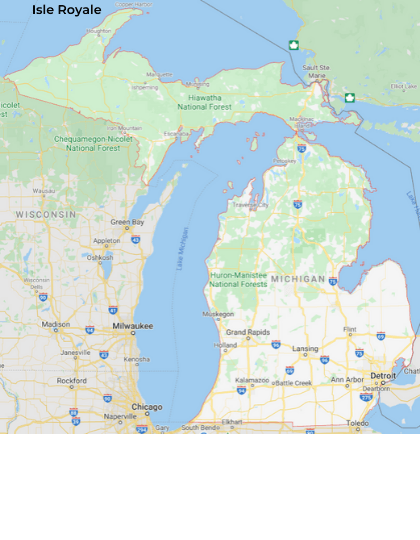 Best National Parks in Michigan, Michigan National Parks, National Parks Michigan, how many national parks in Michigan, Michigan national parks map, map of Michigan National parks, list of national parks in Michigan