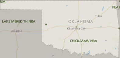 Best National Parks in Oklahoma, Oklahoma National Parks, National Parks Oklahoma, how many national parks in Oklahoma, Oklahoma national parks map, map of Oklahoma National parks, list of national parks in Oklahoma