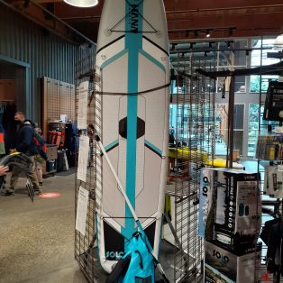 REI Paddle Board Solid Hull