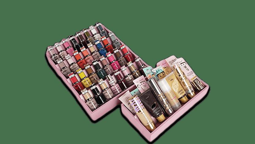 makeup drawer insert