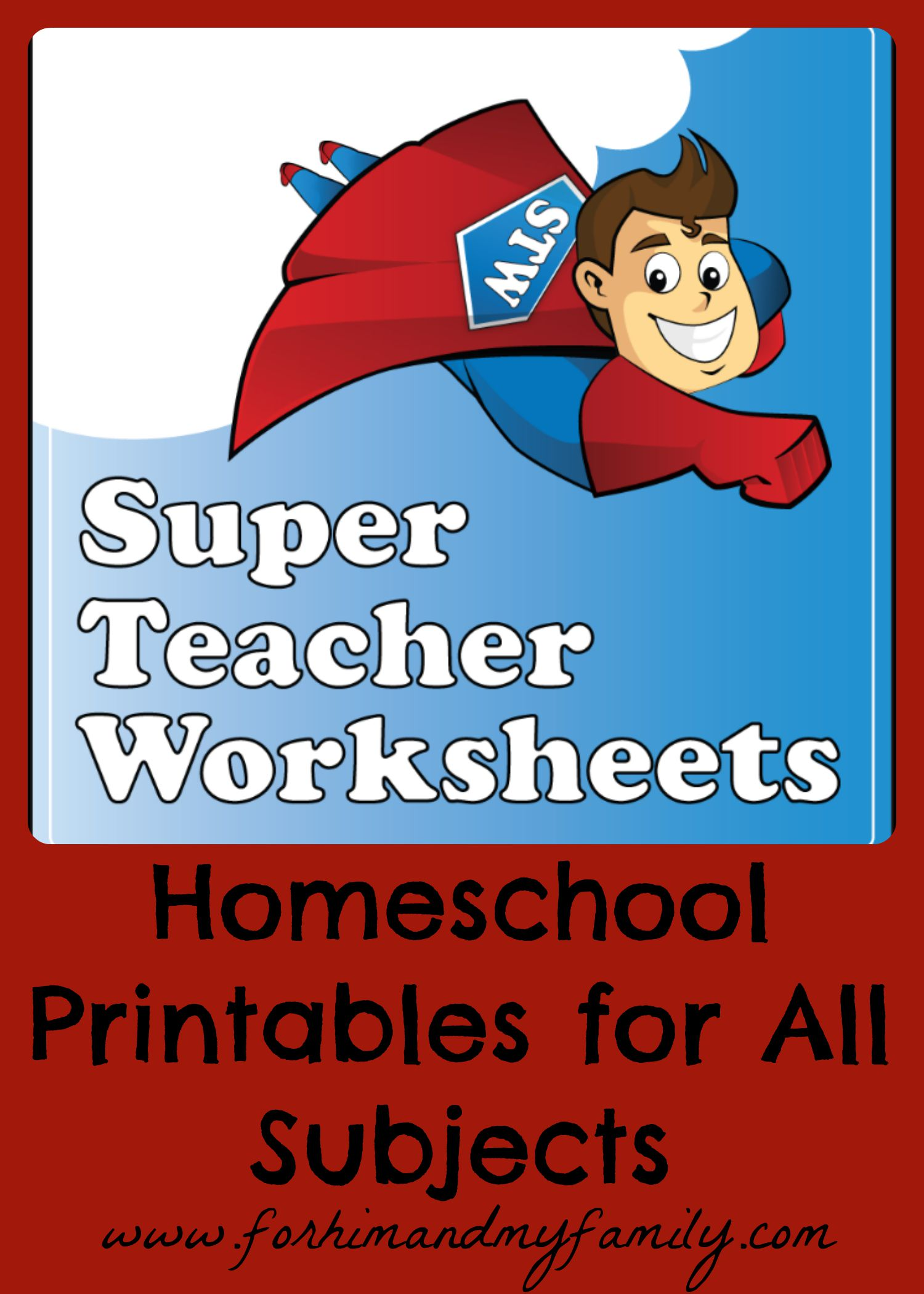 Homeschool Printables For All Subjects Tos Crew Review