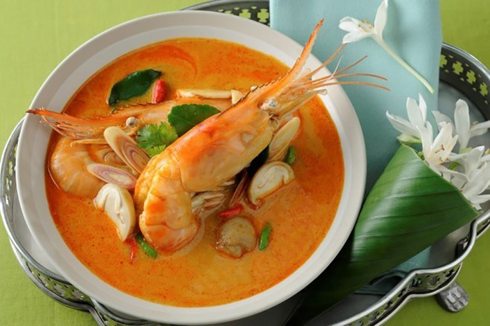 """, Thai Massaman curry topped """"The World's 50 Best Foods,"""" CNN Travel, For Immediate Release 
