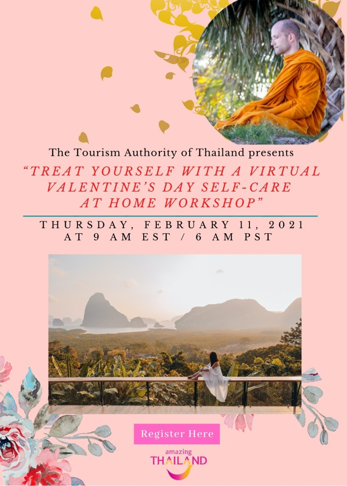 TAT New York Office to host virtual Valentine's self-care workshop