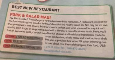 Our write-up in MauiTime!