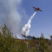 Αποζημίωση των πληγέντων από τις πρόσφατες πυρκαγιές σε Πλάκα και Καμάριζα