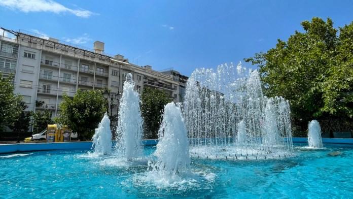 «Ζωντανεύουν»-μετά-από-χρόνια-34-σιντριβάνια-της-Αθήνας-(ΦΩΤΟ)