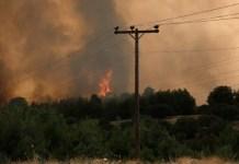 ΕΥΔΑΠ:-Προβλήματα-σε-13-περιοχές-λόγω-της-πυρκαγιάς