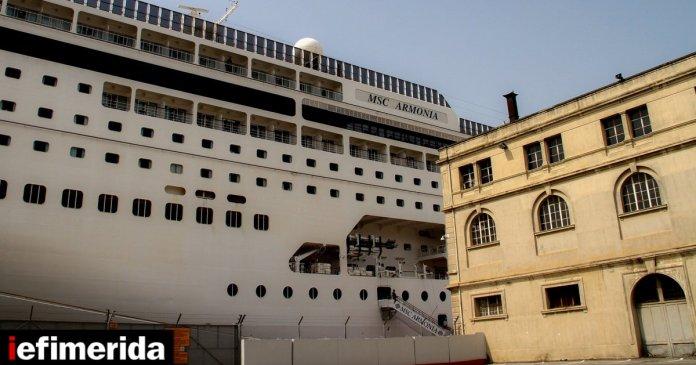 Θεσσαλονίκη:-Βόλτα-στην-πόλη-για-600-επιβάτες-του-κρουαζιερόπλοιου-«celestyal-olympia»