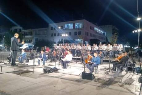 """Η-Χορωδία-Λαυρίου-στις-""""Πολιτιστικές-διαδρομές-2021""""-του-Δήμου-Κορίνθου"""