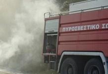 Καλύβια:-Έκρηξη-σε-διπλοκατοικία-–-Δύο-τραυματίες