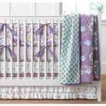 Nursery Design Mint And Lilac Nursery Ideas