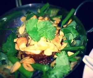 Fermented tofu in black bean sauce