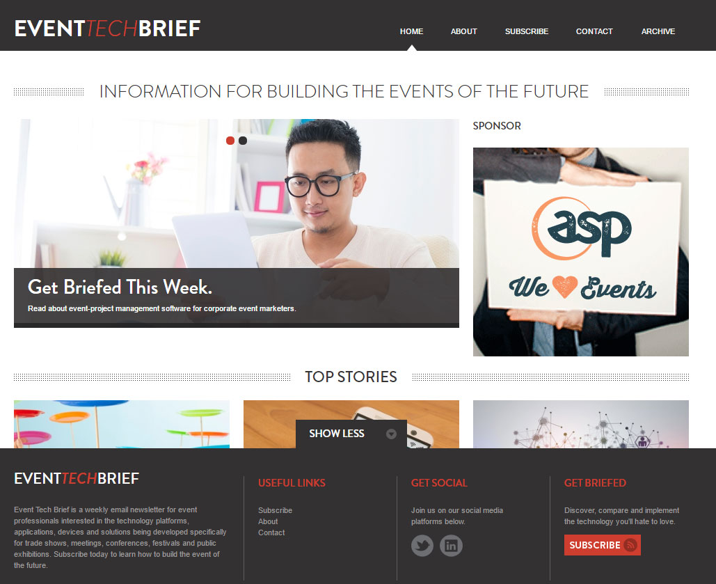eventtechbrief.com