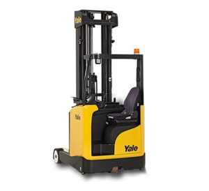 Reach Forklift Training