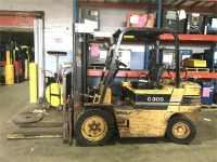 1997 DAEWOO G30S-2 For Sale In Cleveland, Ohio