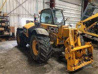 2013 JCB 550-80 AGRI PLUS For Sale