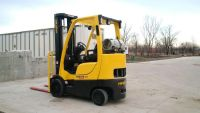 2010 HYSTER S55FTS