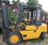 1997 CATERPILLAR DP40