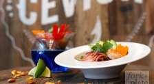 Tuna and Shrimp Ceviche