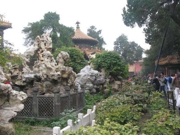 garden Forbidden City s
