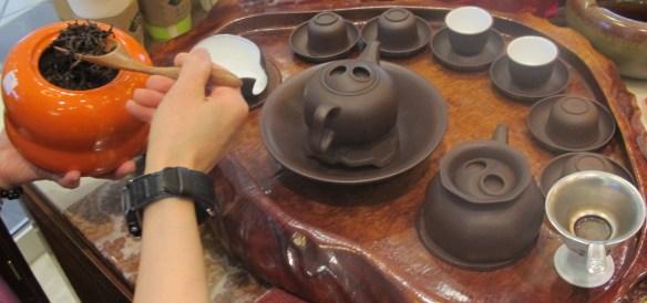 tea ceremonys